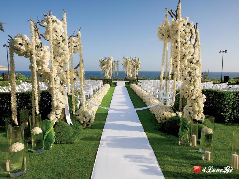 12 შთამბეჭდავი და ძვირადღირებული იდეა ქორწილისთვის