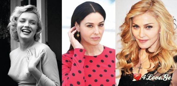 ციყვი ხართ, გველი თუ ჩიტი? - ქალის სილამაზის სამი ტიპი