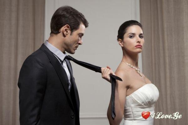 რატომ არ სურს ქორწინება მამაკაცს, 5 ყველაზე გავრცელებული მიზეზი