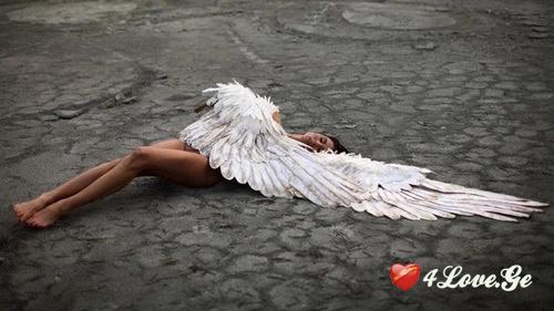 ქალის სხეულში ჩასახლებული ანგელოზი (თავი 1)