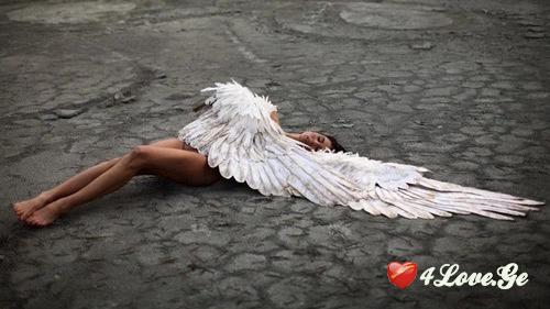 ქალის სხეულში ჩასახლებული ანგელოზი (დასასრული)