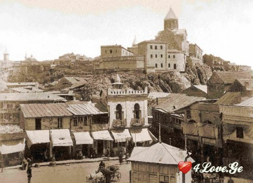 New Old Tbilisi