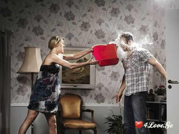 10 მოულოდნელი აღმოჩენა, რომ ქორწინება განქორწინებით დასრულდება