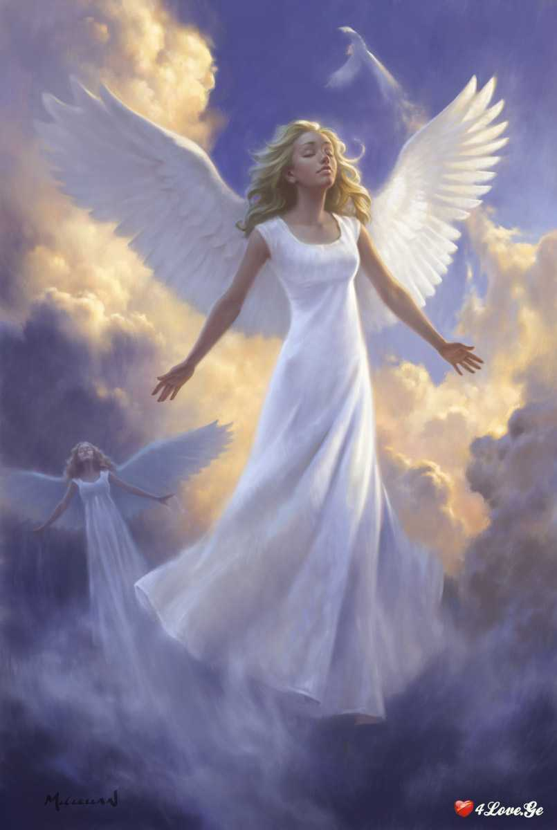 ანგელოზთან შეხვედრა (თავი I)