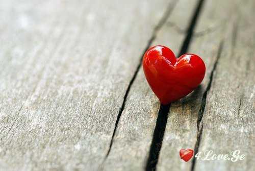 სიყვარული მხოლოდ ერთია