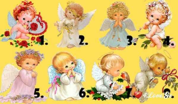 აირჩიეთ მოწონებული ანგელოზი, მას თქვენთვის კეთილი ამბავი აქვს