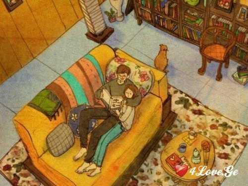 სიყვარული სითბო ოჯახი