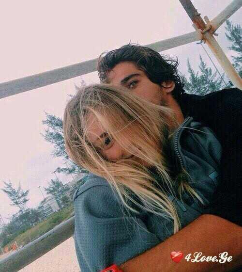უბრალოდ მიყვარხარ...
