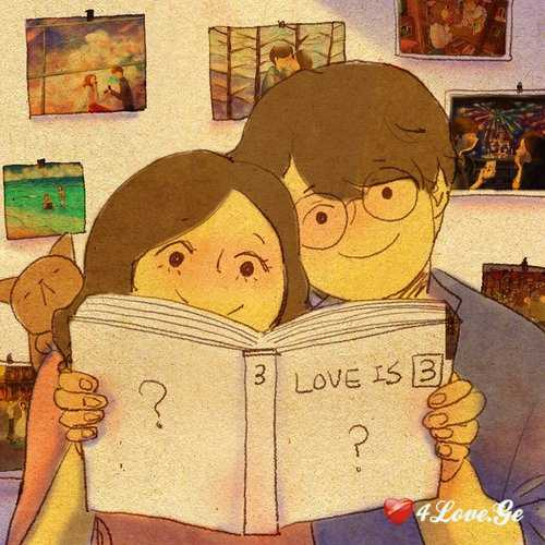 LOVE Illustrations N2