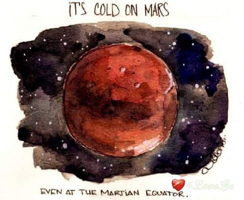 ერთხელ მარსზე (სრულად)