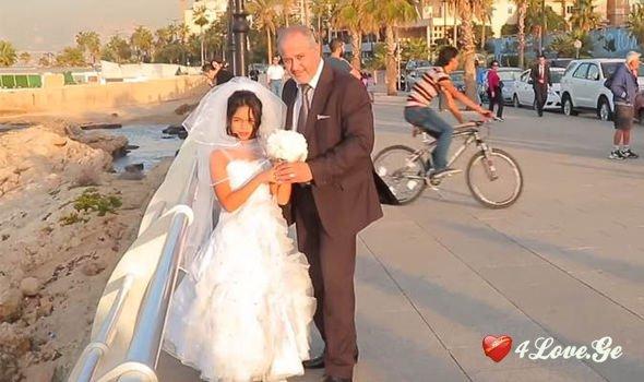 ნაადრევი ქორწინება (ნამდვილი ამბავი)