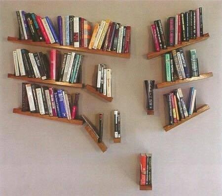 თაროზე ვაბრუნებ წიგნებს...