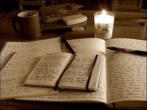 მე მწერალი ვარ