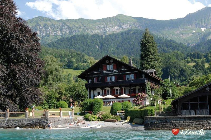 სოციალური თერაპიის სახლი და ჩემი პირველი მოგზაურობა შვეიცარიაში სრულად