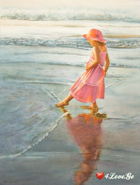 პატარა გოგონა ზღვის პირას (მეორე თავი)