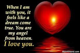 რა ვუყოთ რომ ანგელოზი შემიყვარდა