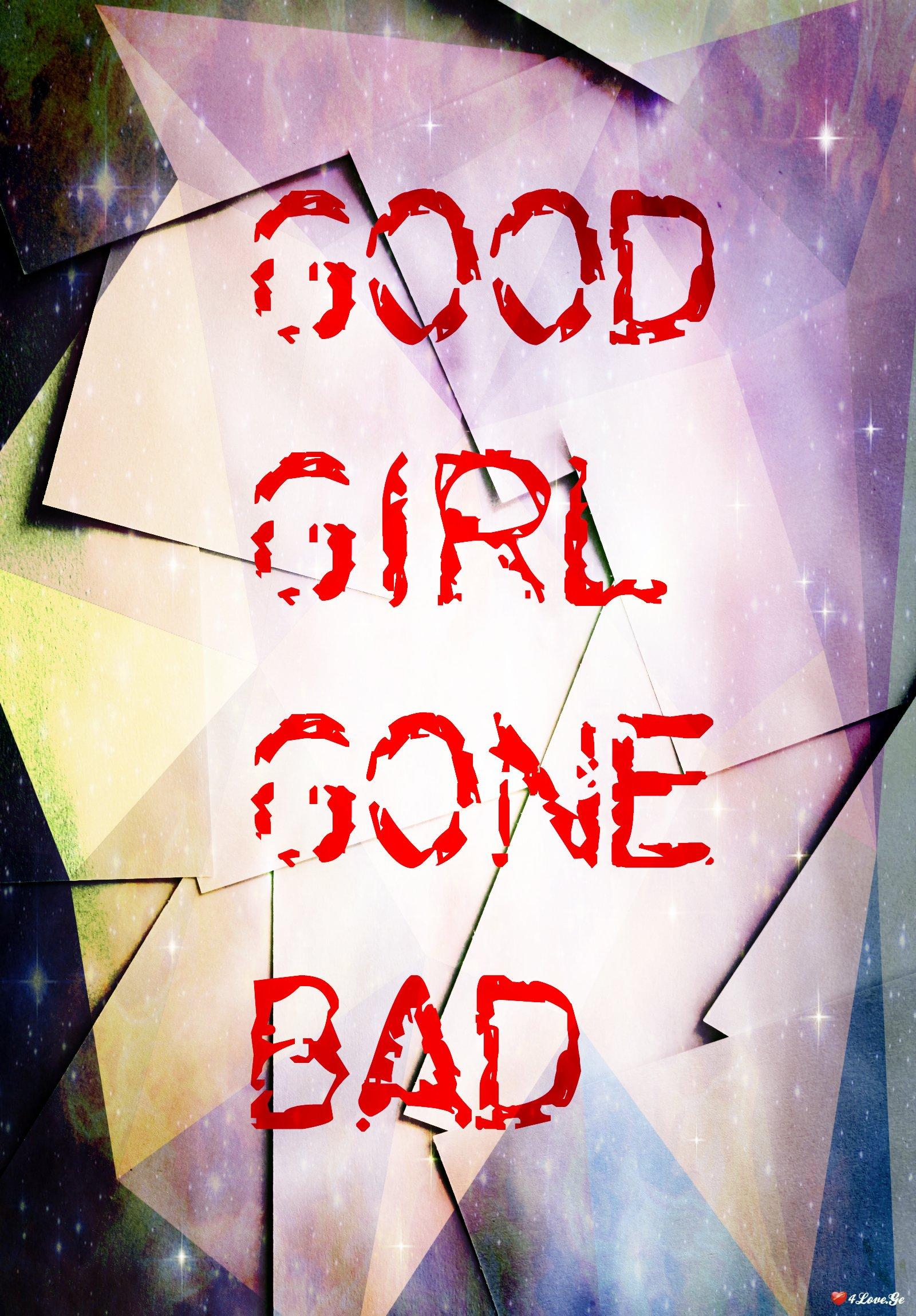 კარგი გოგო/ცუდი გოგო +18 (1თავი)