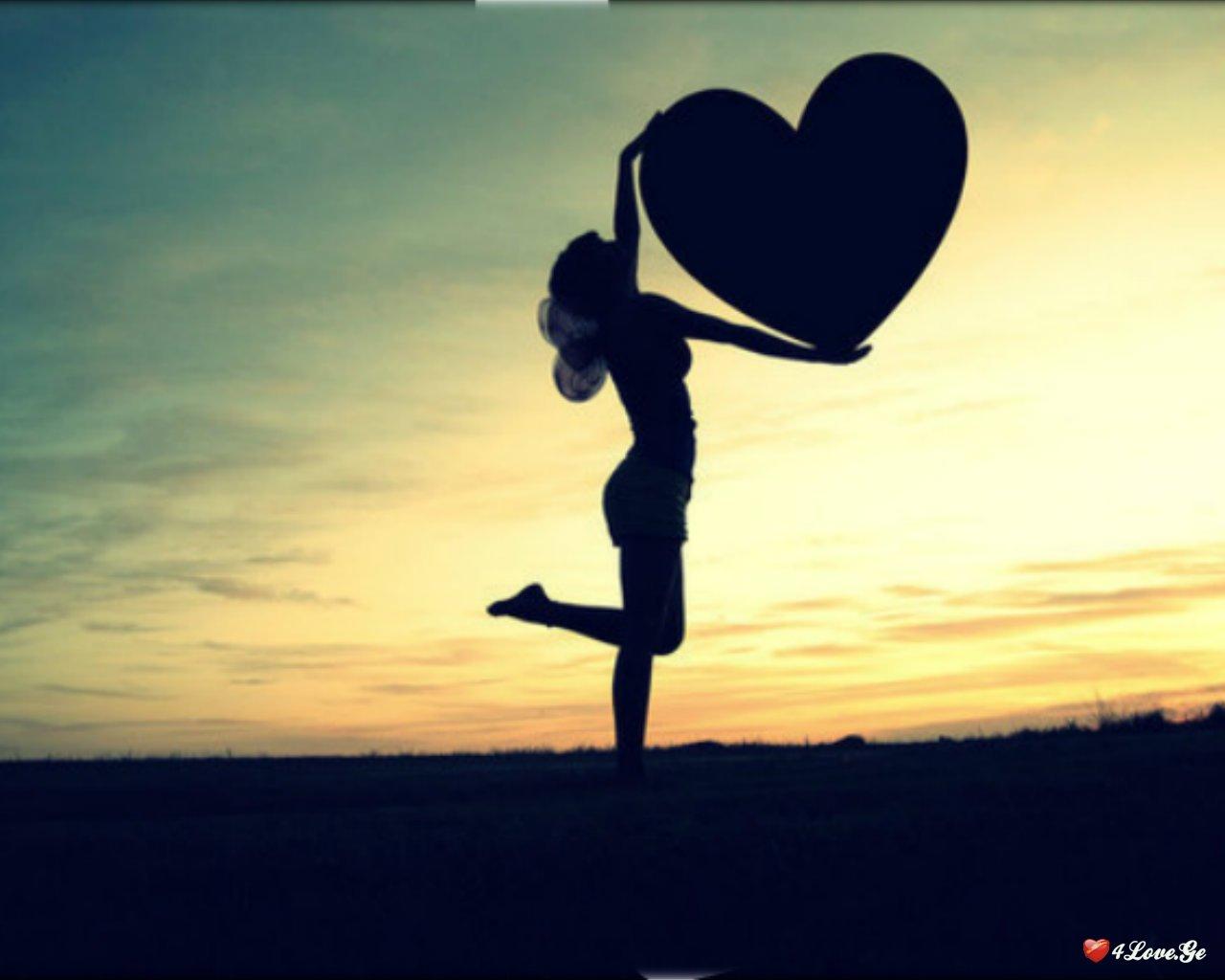 სიყვარულისთვის შევეწირები...