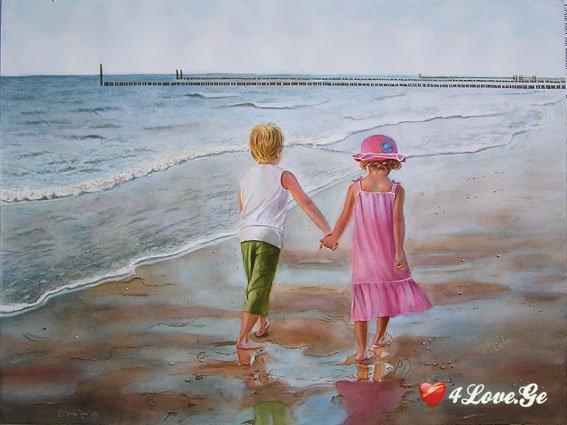 პატარა გოგონა ზღვის პირას (მეექვსე თავი)