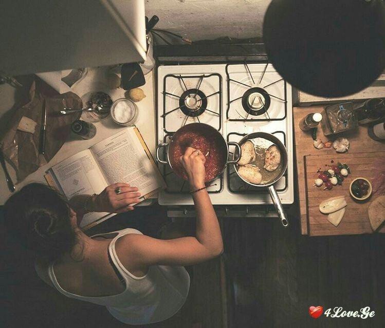 მზარეულის დღიური (სრულად )
